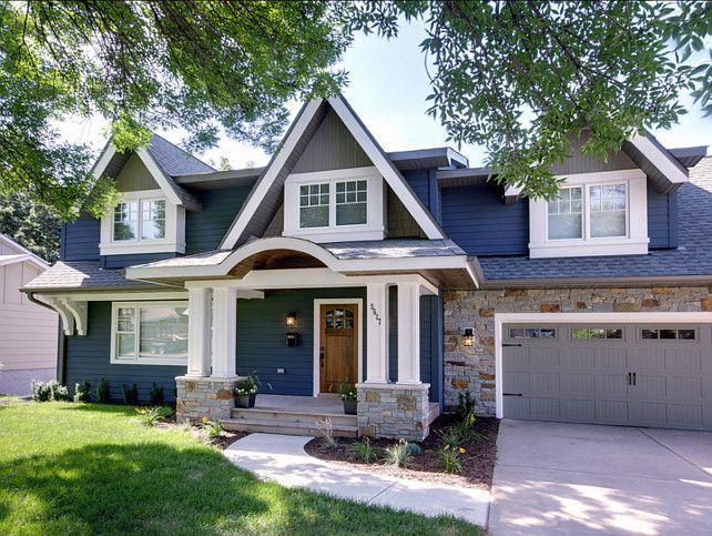 Image Result For Benjamin Moore New York State Of Mind Exterior