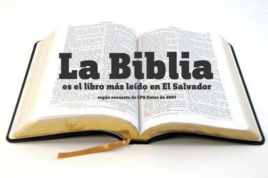 La Biblia en mi país