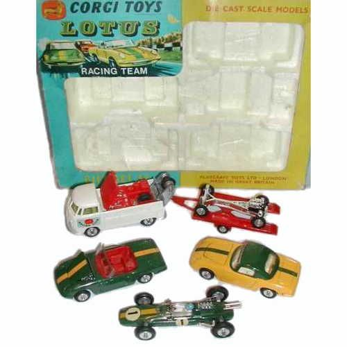 diecast GS37 Lotus Racing Team new or updated at