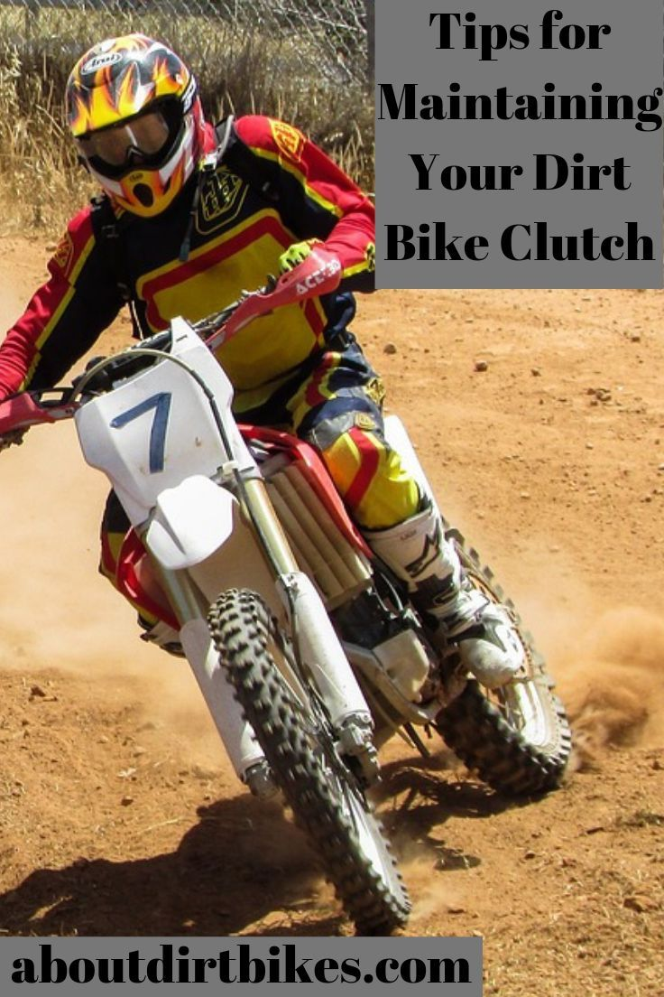 Tips for Maintaining Your Dirt Bike Clutch Dirt bike