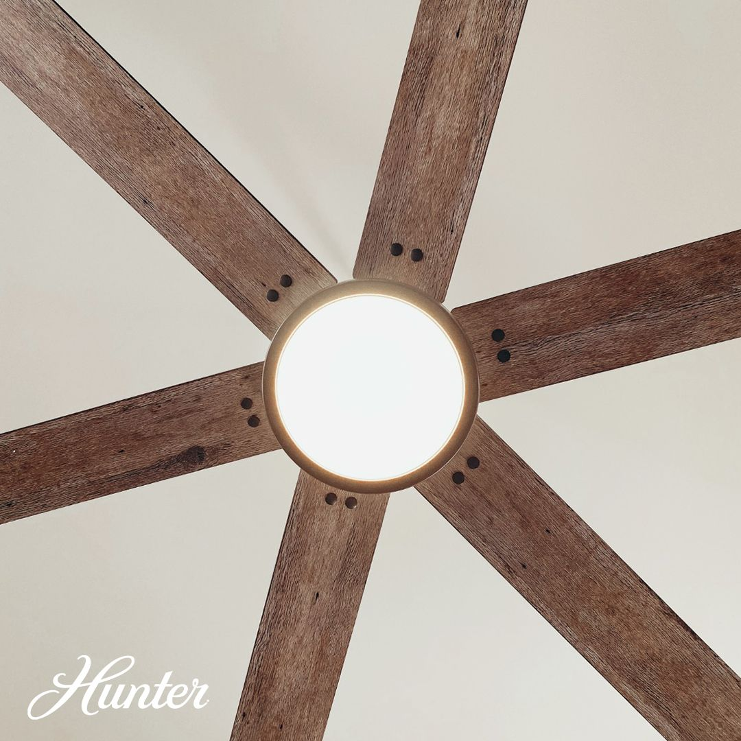 Warrant Ceiling Fan Was Recently Used