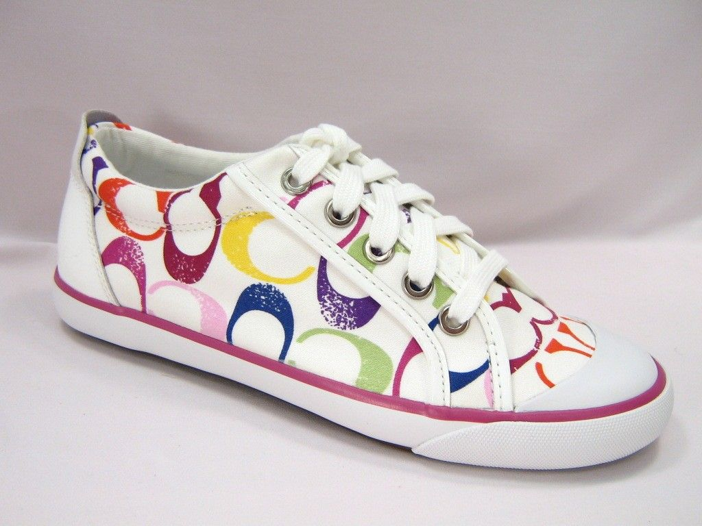 New Coach Sneakers Pink For Women Sale
