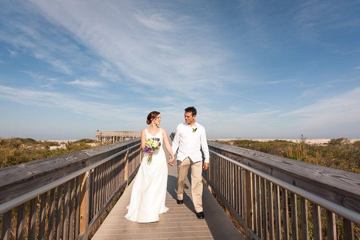 a little walk during couple shoot