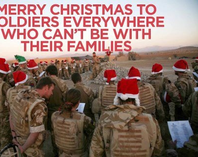 I miss you baby! Christmas soldiers, Merry christmas