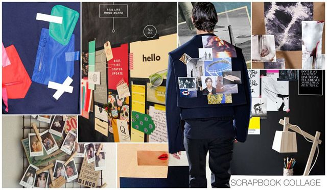 Scrapbook collage 9-graphics trend S/S 2016 mens and women