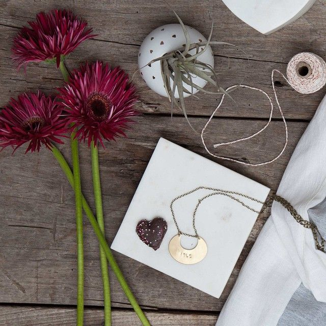 Valentines Day is a week from tomorrow! Don't miss these easy ways to GIVE LOVE to that special guy & gal in your life. (including a sweet deal on this popular ABLE necklace!!) *order by Tues 2/10 & we'll guarantee delivery by Valentine's Day*
