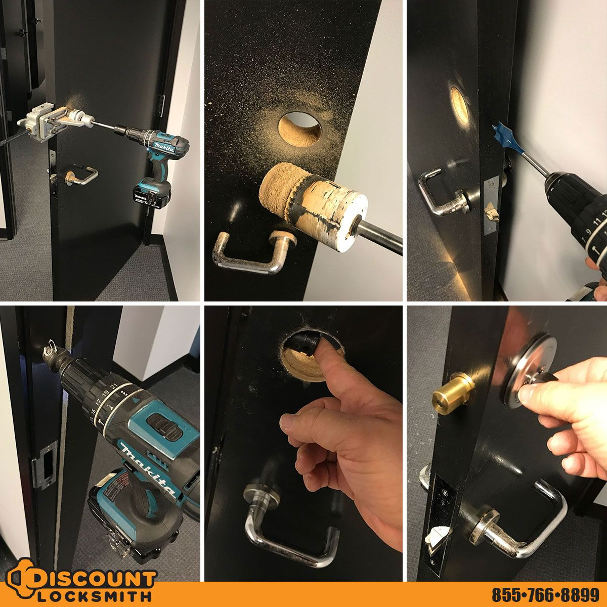 Change Home Door Locks and Deadbolts Fast