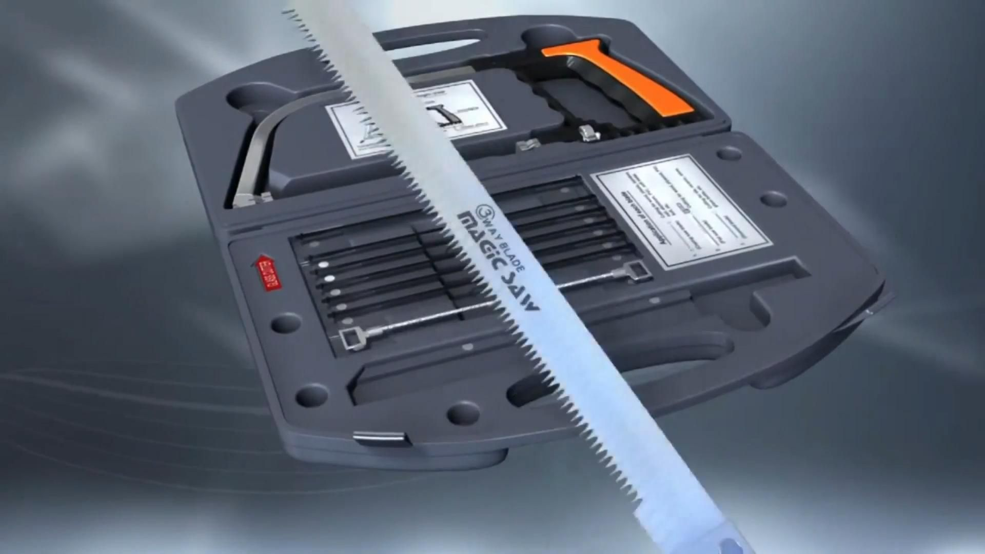 Multifunction Hand Saw Hacksaw 12 In 1 Video Video In 2020 Hand Saw Hacksaws Glass Ceramic