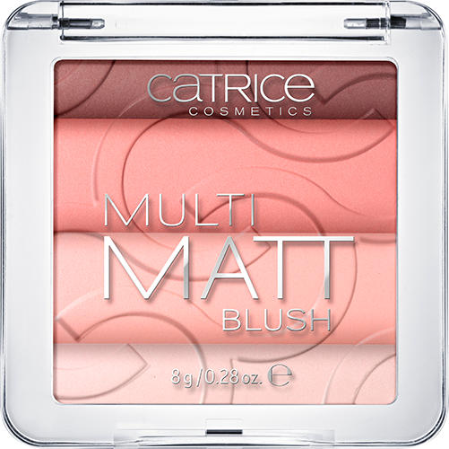 Multi Matt Blush 010