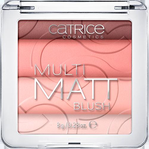 Multi Matt Blush 010