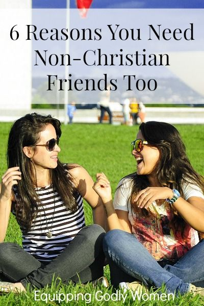 When your friend is dating a non christian