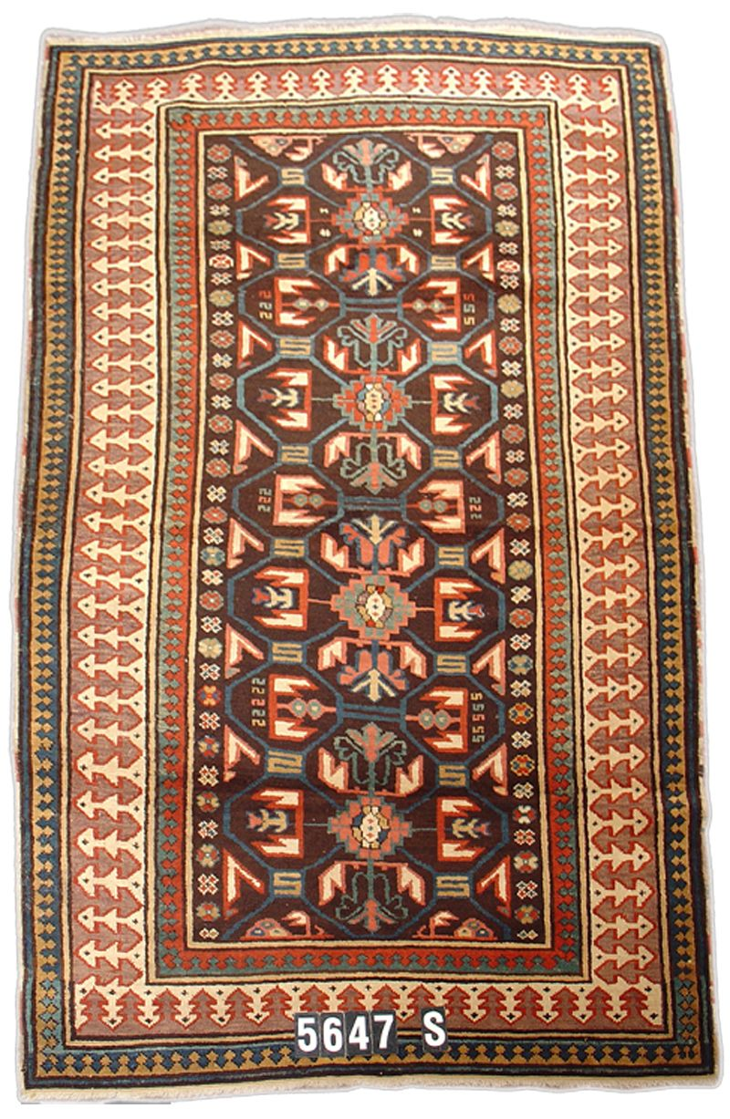 Derbend 19th C (4th Q) Caucasus