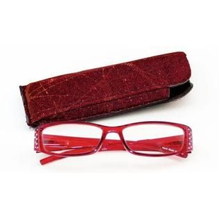#red #glasses