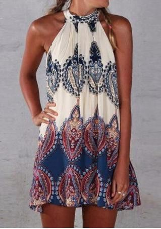 Love this simple boho style..like the length, if this was longer it would probably look like a frumpy bed sheet on me