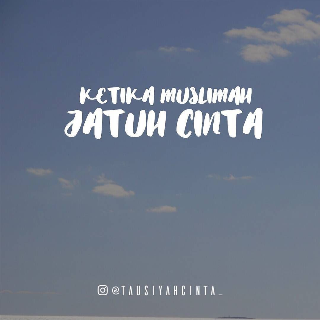 Follow Catatancintamuslimah Follow Catatancintamuslimah