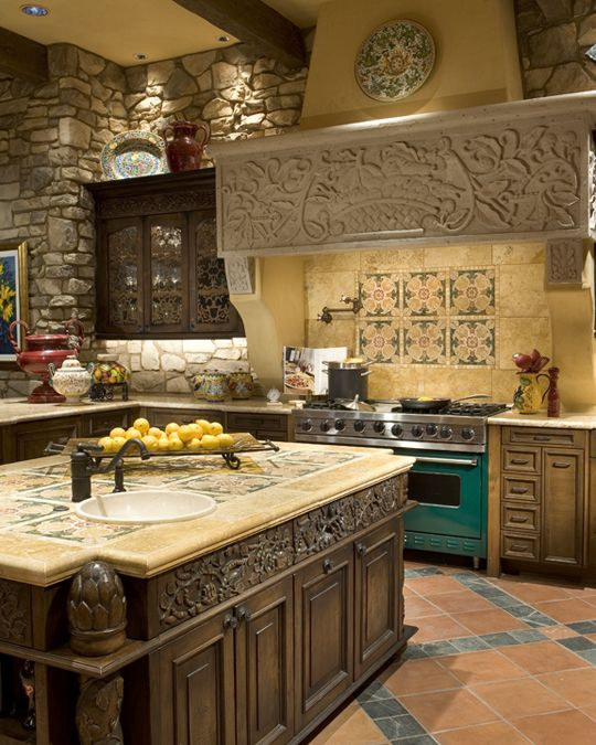 Luxury Homes Interior Designs Old World Style With Amazing: Home Decor En 2019