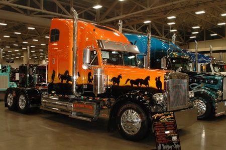 Infos   News   Reportagen für den Berufskraftfahrer in Deutschland. http://www.bkftv.de Truck at GATS with Continental Tires. #trucks #GATS #trucking #trucktires #continental #continentaltire #tires