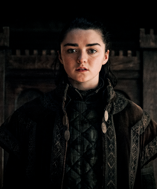 Arya Stark Maisie Williams Game Of Thrones Season 7 Arya Stark Maisie Williams Season Premiere