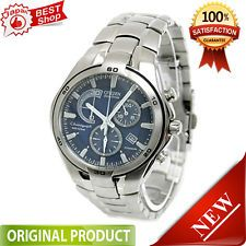 Citizen VO10-5993F ALTERNA Eco-Drive Chronograph Titanium 100% Genuine JAPAN