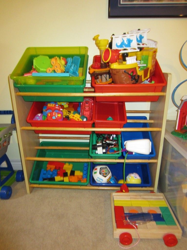 Small Space Playroom Solutions