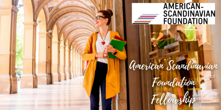 American Scandinavian Foundation Fellowship 2020 Helptostudy Com 2021 In 2020 Foundation Scandinavian American