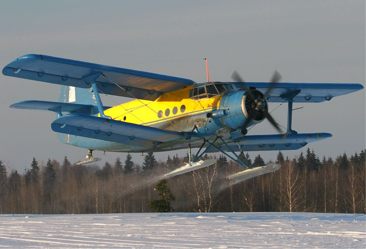 Antonov An-2, The Plane That Can Fly Backwards!