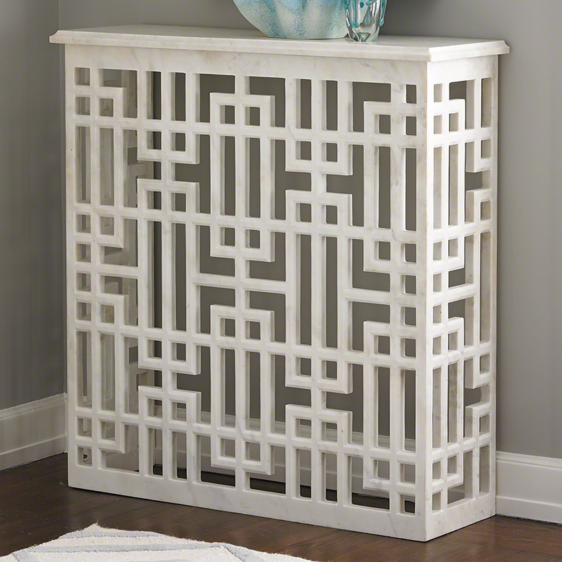 Global Views Console Table. Good Idea For Radiator Cover! #global