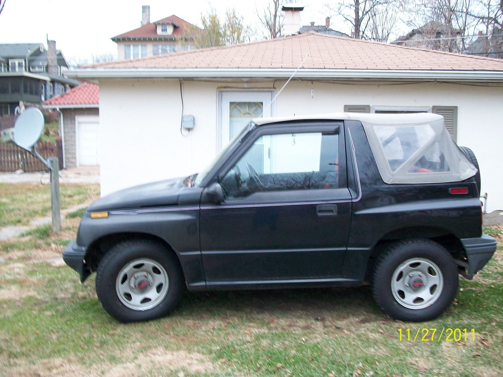 hight resolution of 1992 geo tracker 2 dr std convertible