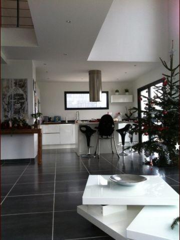 Notre maison moderne bois et crepi par pymath sur ForumConstruire ...