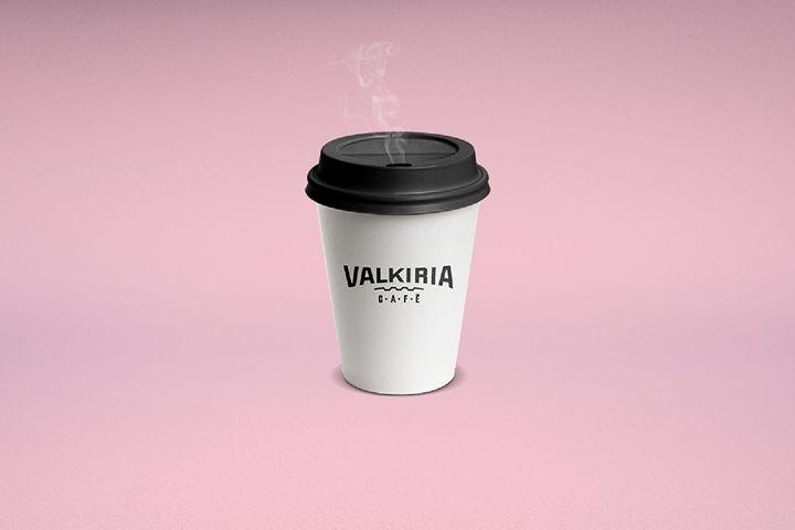 Valkiria Café by Valkiria Inteligência Criativa, Porto Alegre - Brazil