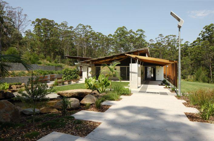 guymer bailey landscape architect brisbane maroochy botanic garden design