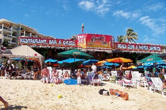 Mango Deck, Cabo San Lucas.
