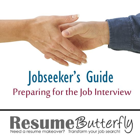 Resume Posting Sites New Guide To Preparing For The Job Interview Job Search Advice From .