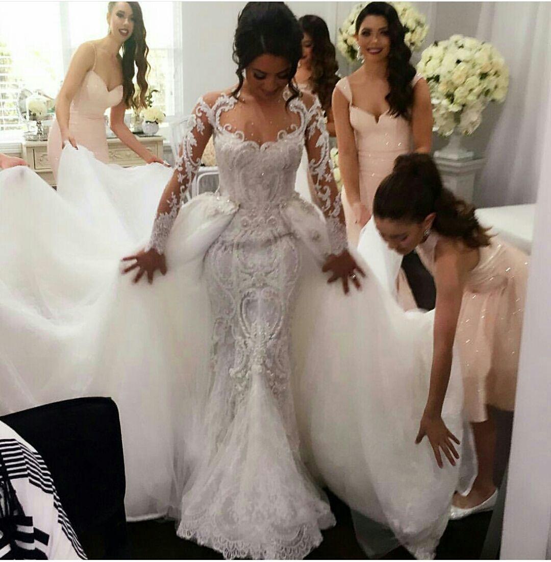 Wedding Dresses Ideas Pinterest: Pinterest: Nuggwifee☽ ☼☾