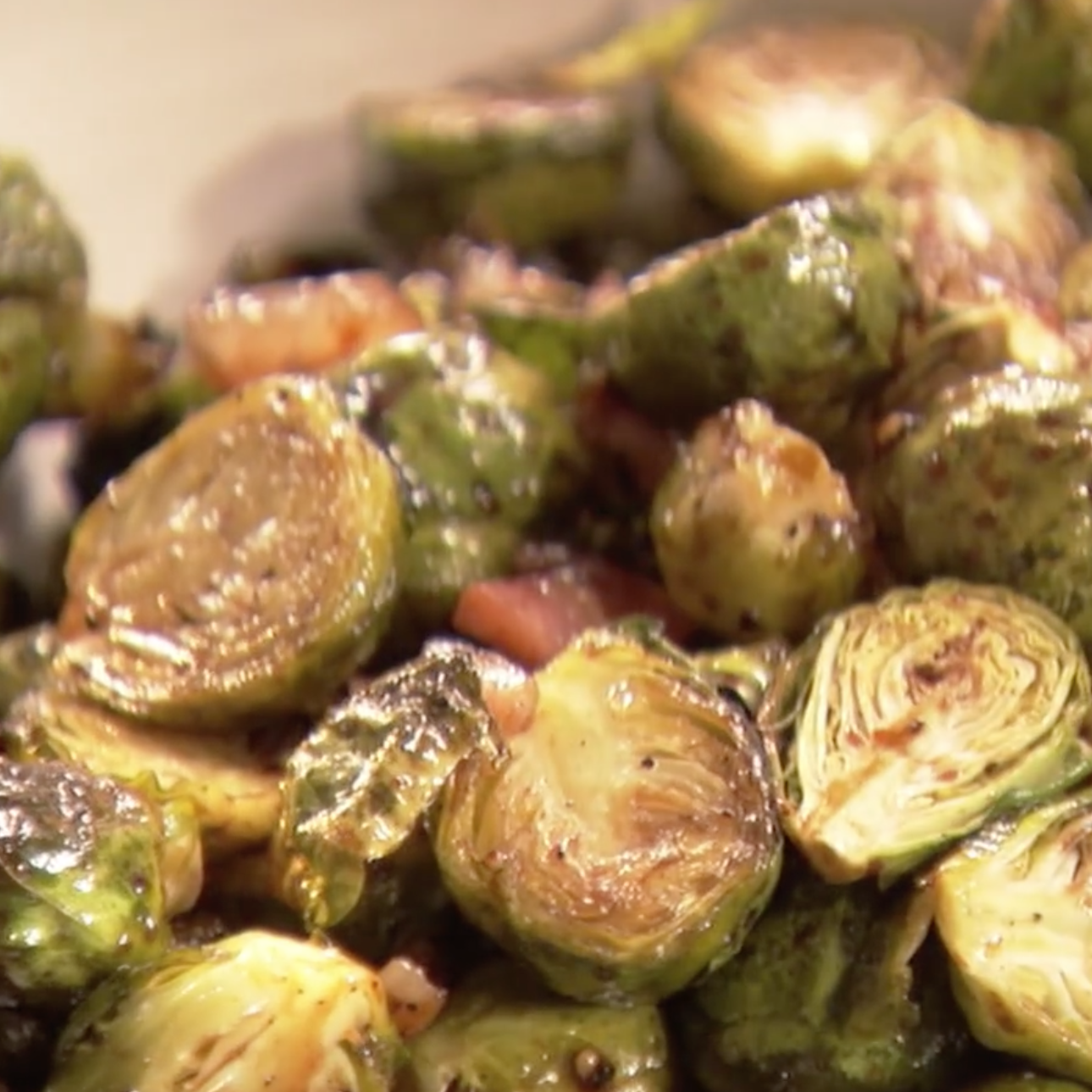 How to Make Ina Garten's Balsamic-Roasted Brussels