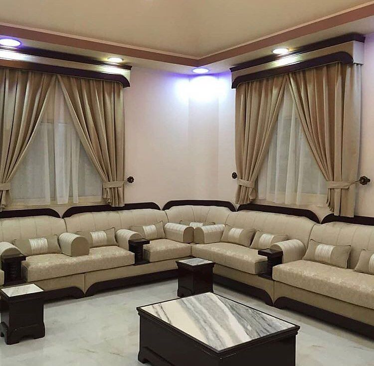 Pin By Ahmed Alnoufli On مجالس عربيه Furniture Design Living Room Living Room Sofa Design Home Room Design