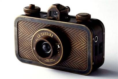 lomo sardina series. (looks old and vintage)