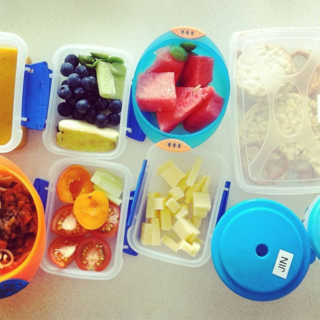 A Dozen Healthy Snack Ideas For Toddlers