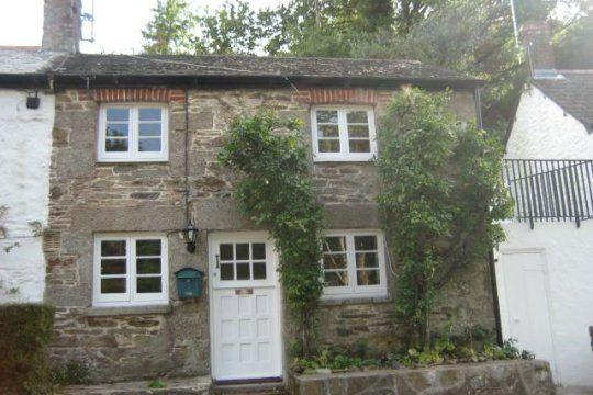 Creek Cottage Helford Helston Cornwall Fachadas