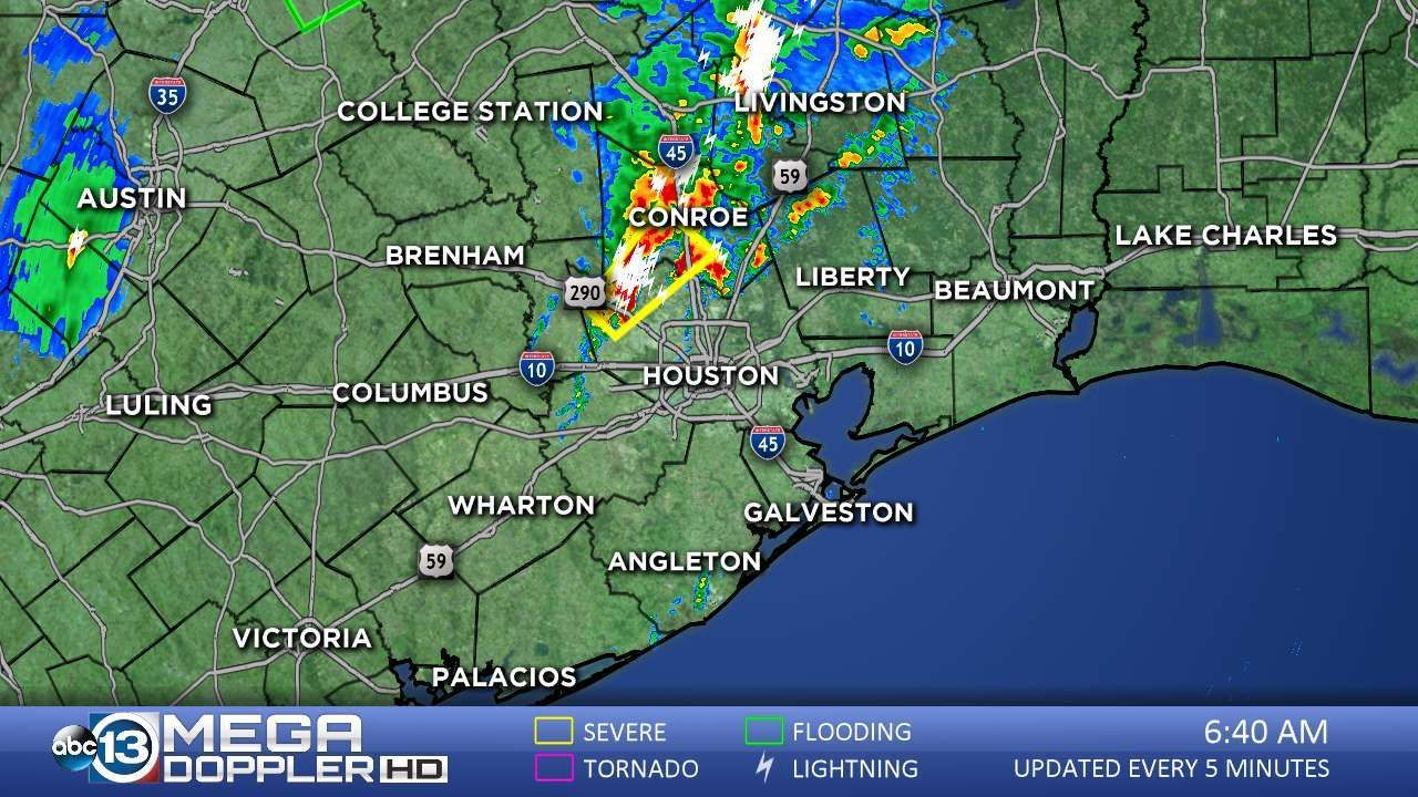 Southeast Texas Texas weather, Weather, Weather news