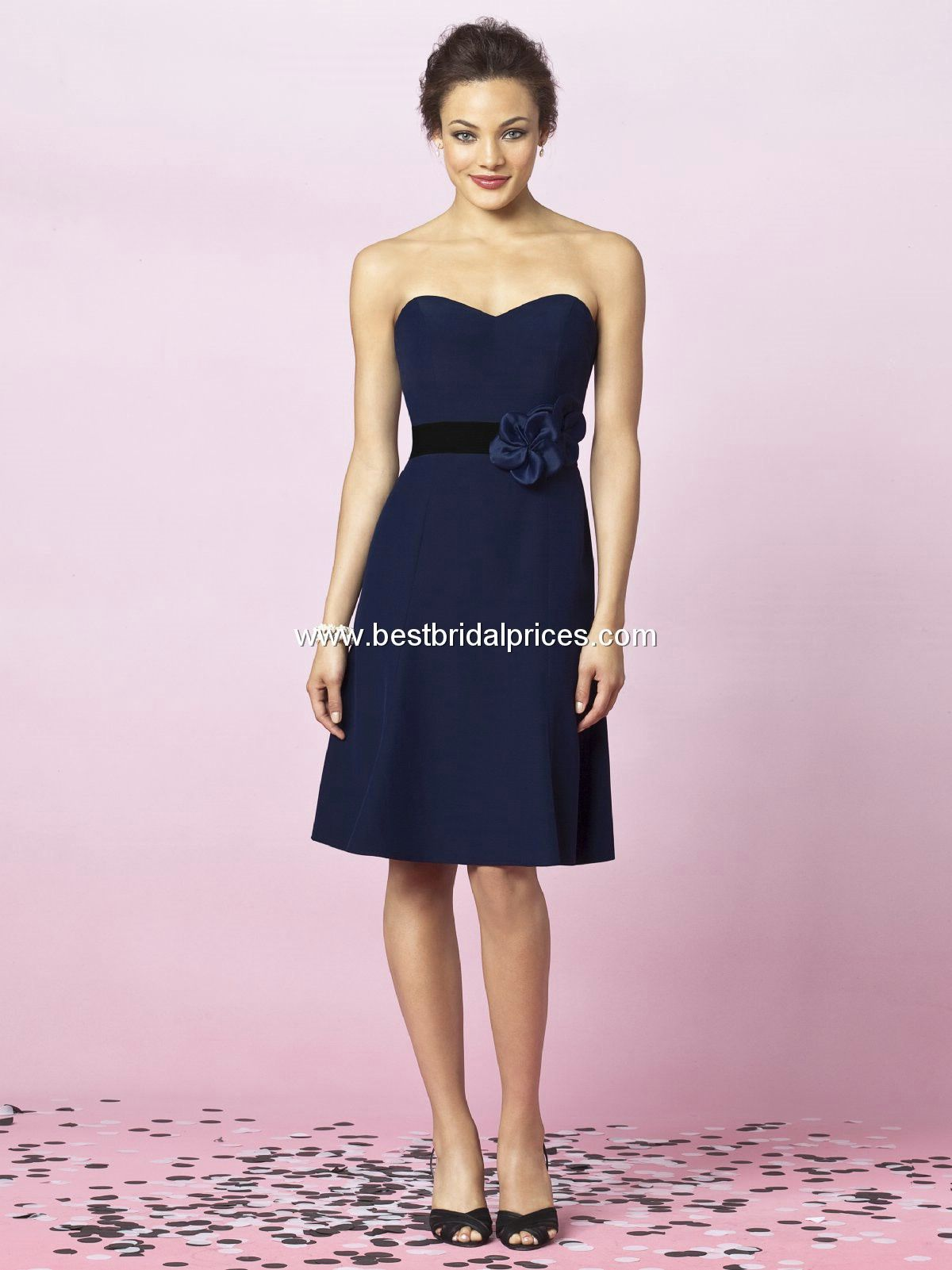 Dark blue wedding dress  After Six Bridesmaid Dresses  Style XX  Dresses for that