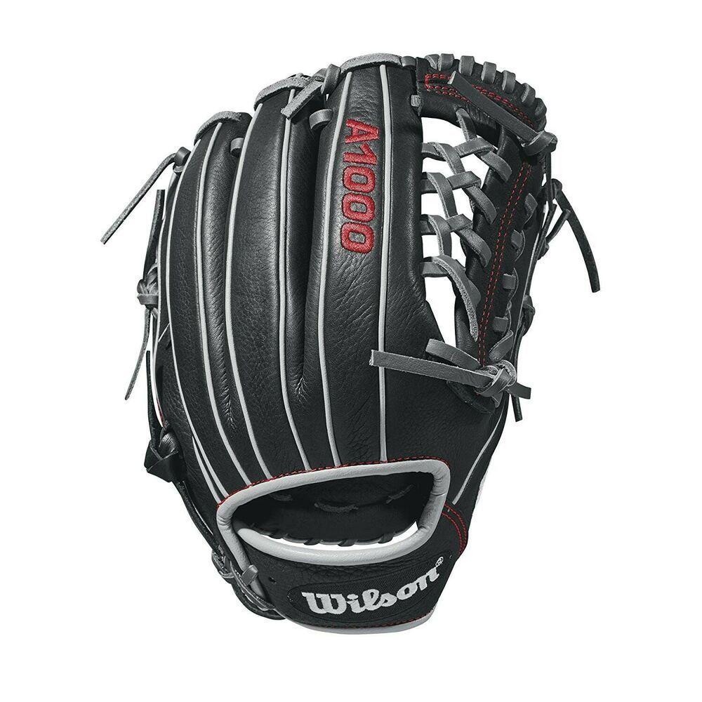 Ebay Sponsored Wta10rb181789 Wilson A1000 All Positions 11 5 Baseball Glove Rh Baseball Glove Baseball Equipment Marlins Baseball