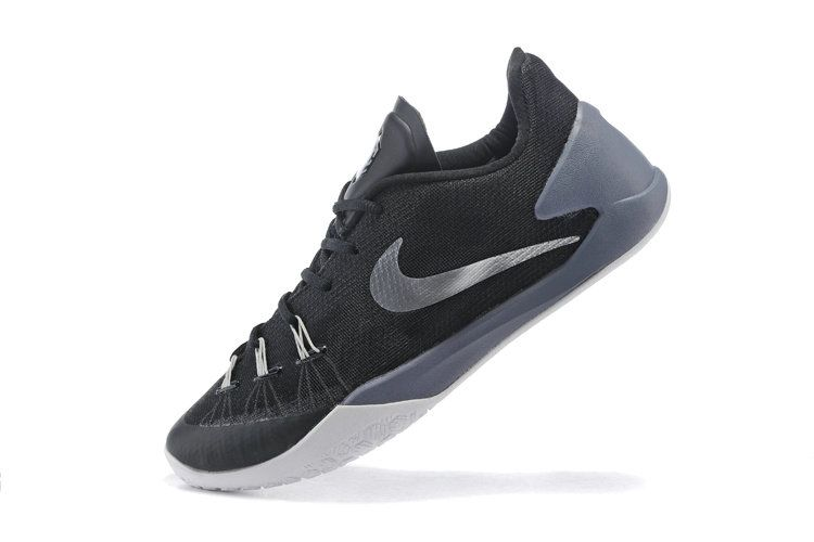 wholesale dealer f7f5f aff95 Nike Hyperchase Black Wolf Grey Metallic Silver