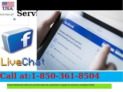 Does Facebook Customer Service 1-850-361-8504 Deliver Sufficient Help? Yes, of course. Our all customers are really happy and fully content with our Facebook Customer Service because we provide basic to advanced techniques to the users regarding their technical issues and serve them the best. For getting our esteem services, you just need to dial our toll free number 1-850-361-8504 which is accessible all the time. For more advance services visit our official website…
