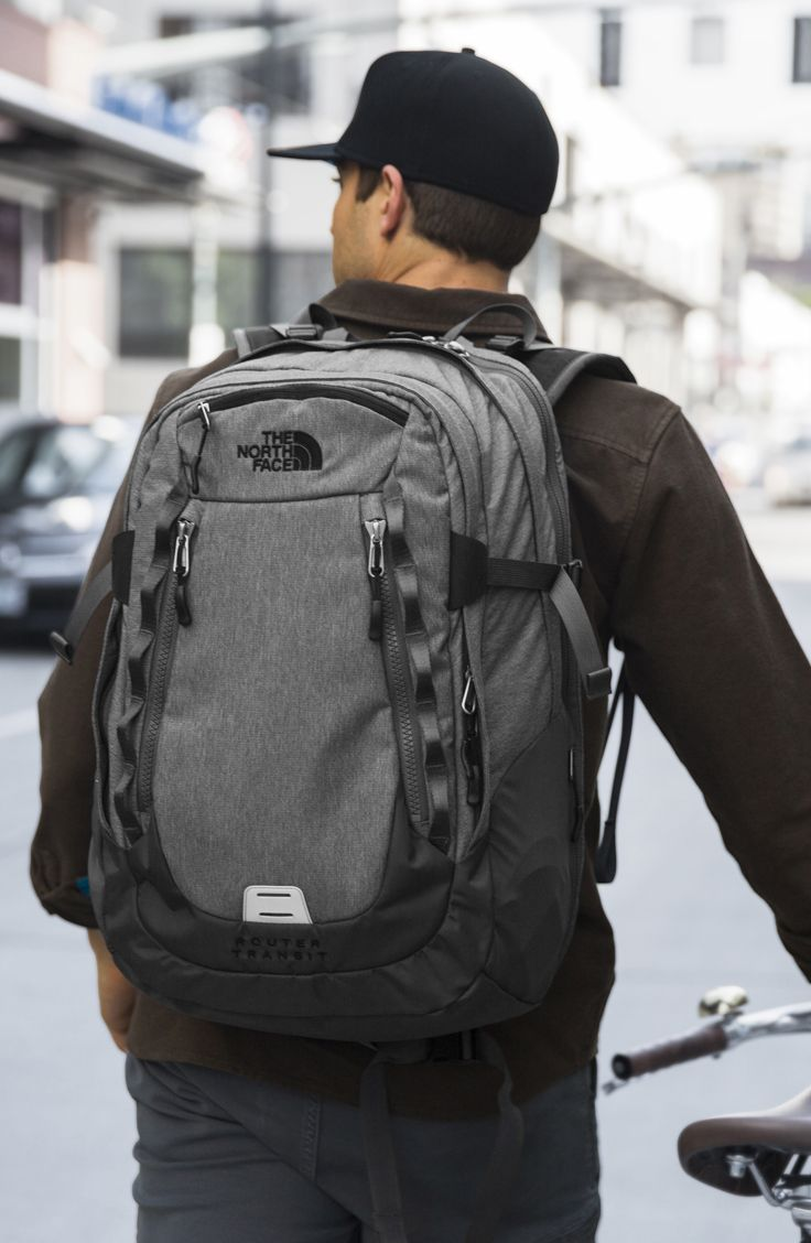 52b0b055041e Router Transit Backpack. Ideal for frequent travelers