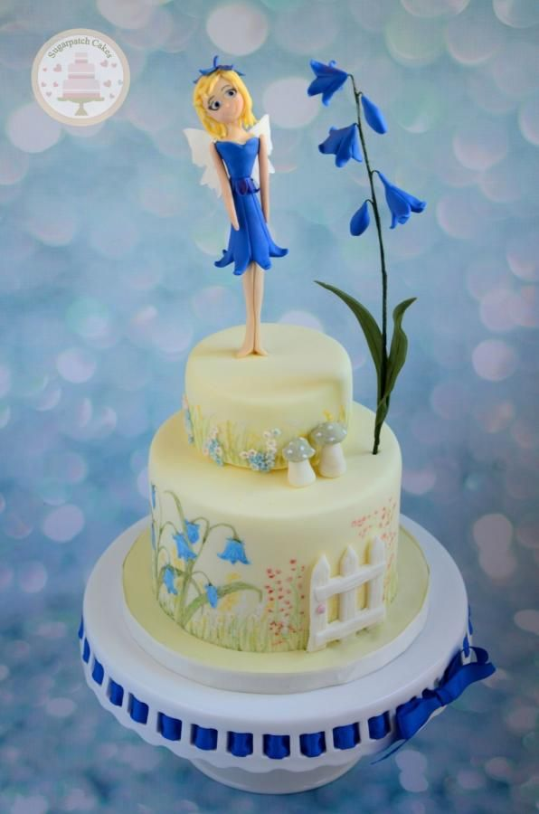 Bluebell By Sugarpatch Cakes