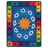 Found it at Wayfair - Literacy Sunny Day Learn and Play Kids Rug