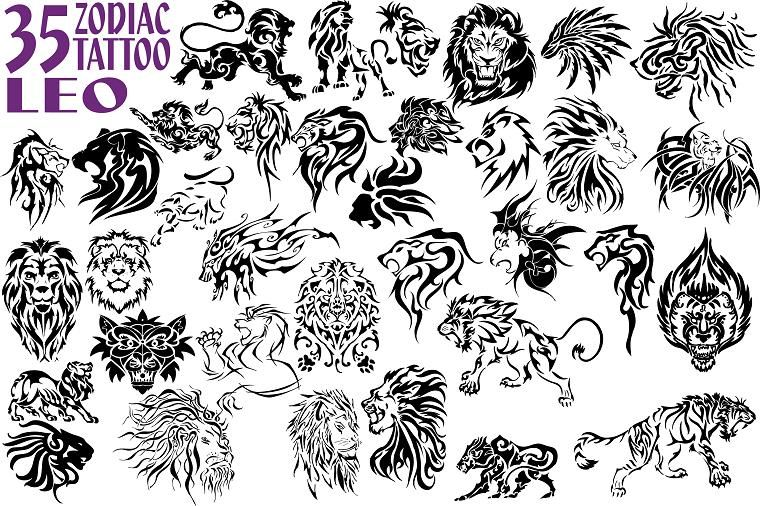 35 Leo Tattoo Ideas I Think I Actually Only Like 2 Or 3 Of These Leo Tattoos Leo Zodiac Tattoos Leo Tattoo Designs