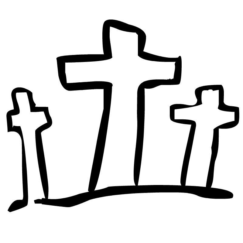 Excellent Images For - Easter Cross Clipart | John 3:16 ...