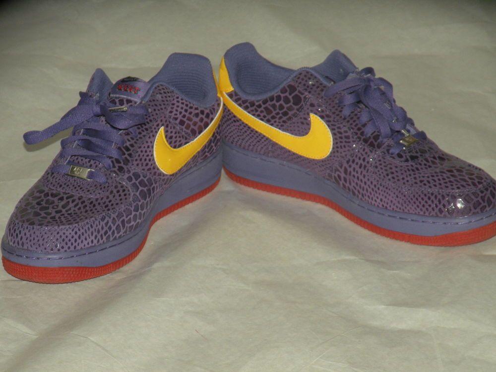 Nike Air Force 1 Low Premium Eddie Cruz West Edition Lakers